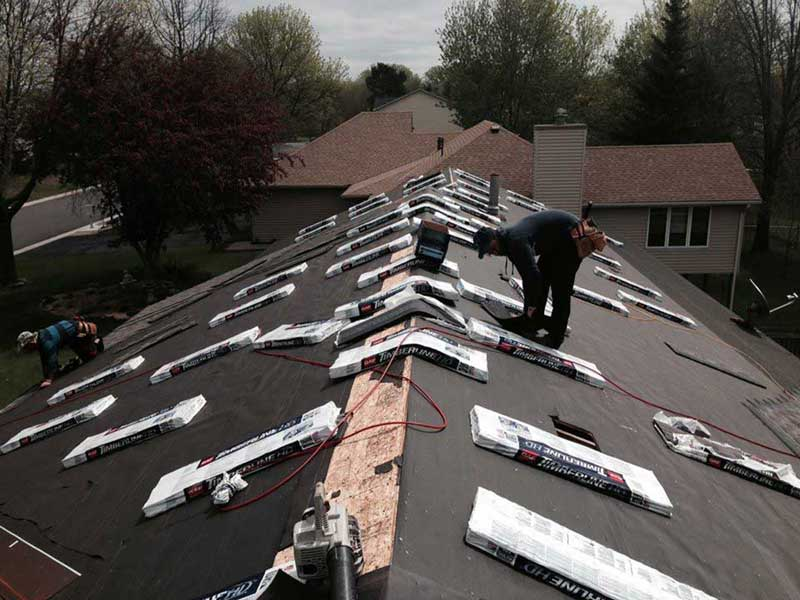Home Roof Installation Services