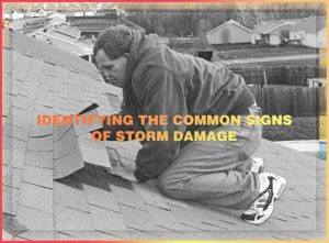 Identifying the Common Signs of Storm Damage